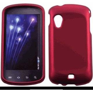 Samsung Stratosphere i405 Hard Case Cover for Metallic Red