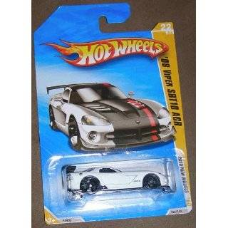 Hot Wheels 2006 164 Scale Blue Dodge Viper Coupe 12/38 Die Cast Car