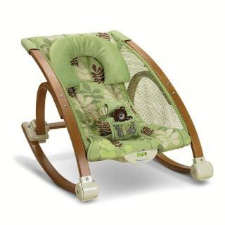 New Fisher Price Brentwood Rocker Baby Bouncer Seat