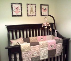 New Pottery Barn Kids Baby Catherine Nursey Bedding