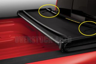 2007 2012 Toyota Tundra 8ft Long Bed Tri Fold Tonneau Cover