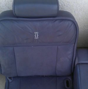 92 Lincoln Town Car Seats