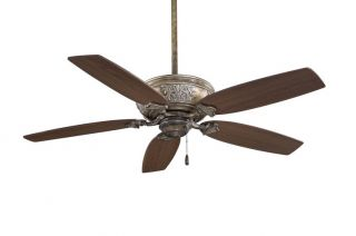 "MinkaAire Classica 5 Blade 54"" Ceiling Fan and Blades Included French Beige"