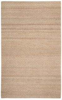"Capel Rugs ""Checkered"" Casual 100 Jute Green Area Rug Khaki 650"