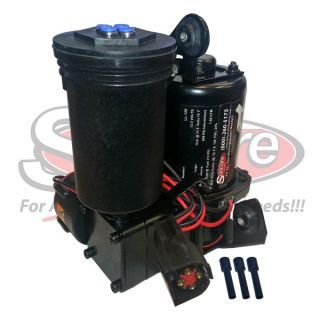 Suncore 53F 20 Air Ride Suspension Compressor with Dryer 2WD 4WD