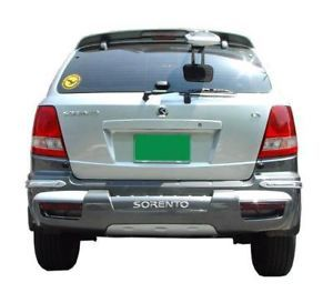 OEM Rear Bumper Guard Kia Sorento 2003 2004 2005 2006
