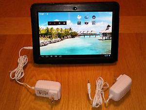 "Idolian Studio 10 Dual Core Android Jelly Bean OS 1GB RAM 16GB 10"" Tablet PC"