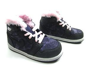 Nike Jordan 1 Retro High Premier Girls Baby Toddler Shoes Size 5 to 10