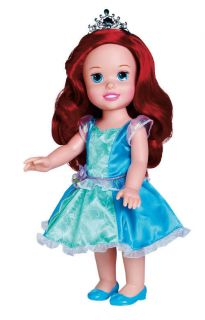 My First Disney Princess Ariel The Little Mermaid Toddler Doll 3 in Gift Box