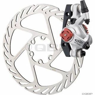 Avid BB7 Road Disc Brake Caliper 140mm G2 Rotor Platinum Rear