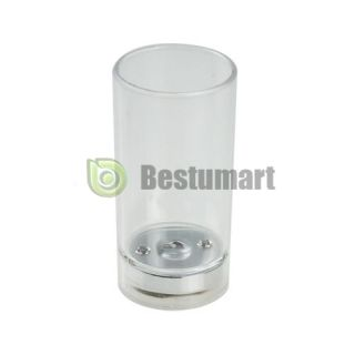 X12PCS Water Activated Color Change Flash Light LED Glass Cup for Bar Club Party