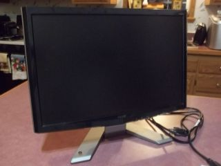 "Acer P191W 19"" Widescreen LCD Flat Panel Monitor in Good Condition 4718235395667"