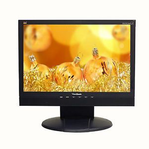 "Viewsonic VA1912WB 19"" Widescreen LCD Monitor Built in Speakers"