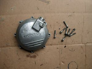 99 Honda VFR800 VFR800F1 Interceptor Generator Alternator Rotor Cover