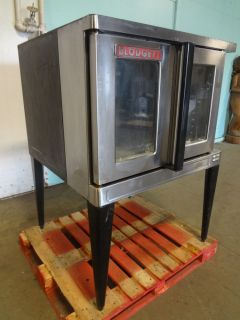 "Heavy Duty Commercial ""Blodgett"" 2 Doors Electric Convection Oven with Stand"