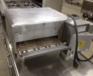 Lincoln Impinger 1301 Tabletop Conveyor Pizza Oven