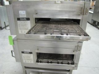 Lincoln Impinger II Commercial Conveyor Pizza Oven