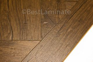 9 5mm AC4 Quick Step Arte Versailles Dark Handscraped Laminate Flooring $1 49SF