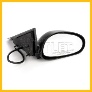 99 04 Ford Mustang Power Remote Side Mirror Base GT RH