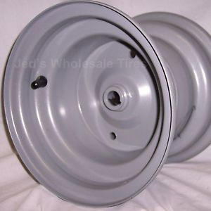 "1 8x7 3 4"" Shaft Drive Axle Go Kart Garden Tractor Riding Lawn Mower Rim Wheel"