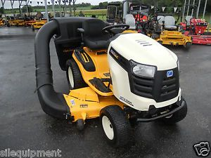 Cub Cadet GTX1054 Lawn and Garden Tractor with Grass Catcher System