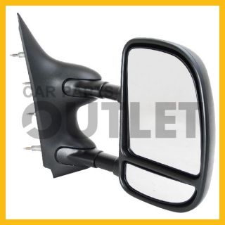 2003 2007 FORD ECONOLINE VAN TELESCOPIC TOWING MIRROR R