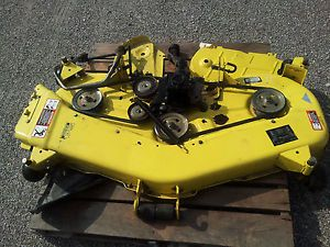 "A 54"" Mower Deck for A 425 445 or 455 John Deere Lawn Mower"