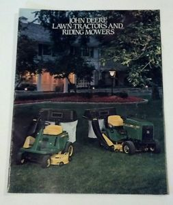 John Deere Lawn Mower Manual