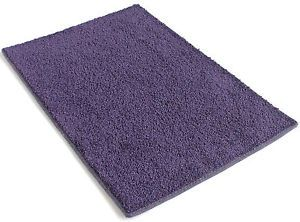 Purple Vogue Indoor Area Rug Carpet 25 5 oz Bedrooms Living Room Dining Rooms