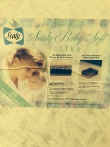 Sealy Baby Soft Ultra Crib Mattress