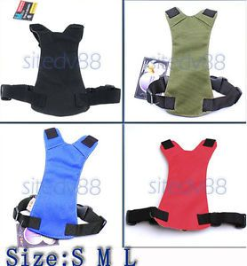 Adjustable Fit Car Vehicle Pet Dog Seat Safety Belt Harness Walking s M L