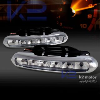 Fog LED Daytime Light Ford Focus Mustang Cobra Taurus