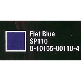 VHT Flat Blue Aerosol Spray Paint 2000F Matte Finish