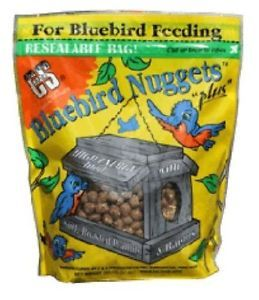 C s Products Bluebird Nuggets Bird Food CS06526