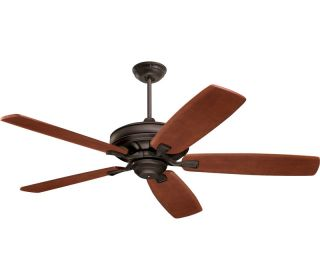 "Emerson CF788ORB Carrera Grande Eco Outdoor 60"" Ceiling Fan w Wall Ctrl B78WA"