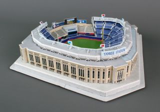 New York Yankee Stadium 3D Puzzle 45 Piece MLB Licensed Baseball Gift Camp NY