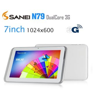 Original Sanei N79 1 2 GHz 512MB 4GB 3G Sim Card GPS Dual Camera Fast Shipping
