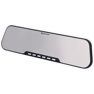 2 7'' LCD 140 Degree Wide Angle HD Rearview Mirror Car Camera DVR Video Recorder