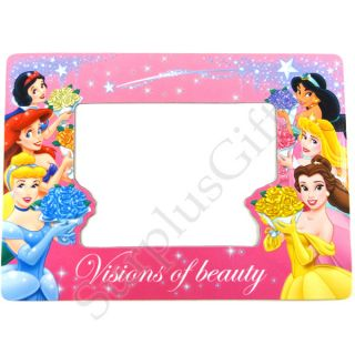 Disney Princess Frame Fridge Magnet