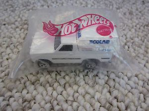 Hotwheels Ecolab Pest Control Ford Bronco Limited Edition New Mint Bug