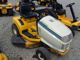 "Cub Cadet 2130 Lawn Tractor Riding Mower 38"" Mowing Deck 13 HP Kohler Engine"
