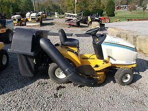 "Cub Cadet 2140 Riding Mower with 2 Bag Bagger System 42"" Mowing Deck"