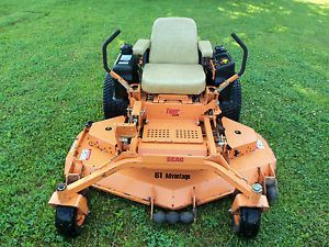 Scag Tiger Zero Turn Riding Lawn Mower 61 inch Deck
