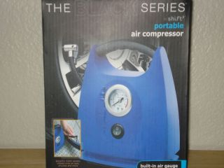 The Black Series Portable Air Compressor