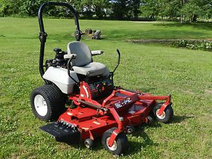 Exmark Lazer Z Zero Turn Riding Lawn Mower 72 inch Deck