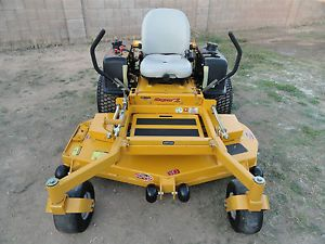 "2005 Hustler Super Z 28HP EFI 60"" Deck Zero Turn Riding Lawn Mower Superz"