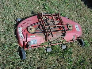 "22 Wheel Horse C 160 Auto Riding Lawn Mower 48"" Deck"