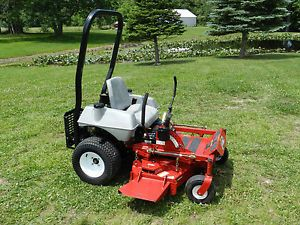 Exmark Lazer Z Zero Turn Riding Lawn Mower 48 inch Deck 212 Hours