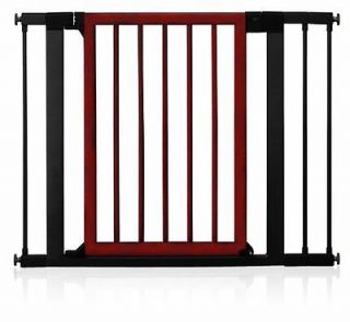 Munchkin Wood and Steel Baby Child Pet Stair Closed Security Tall Safety Gate