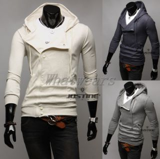 Men Fashion Slim Fit Jacket
